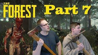 The Forest Gameplay Part #7 /Unser Lager wächst/ German|Deutsch