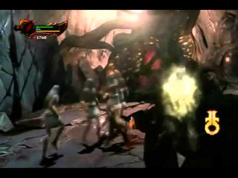 God of war (Cuoc chien giua cac vi than) Part 6