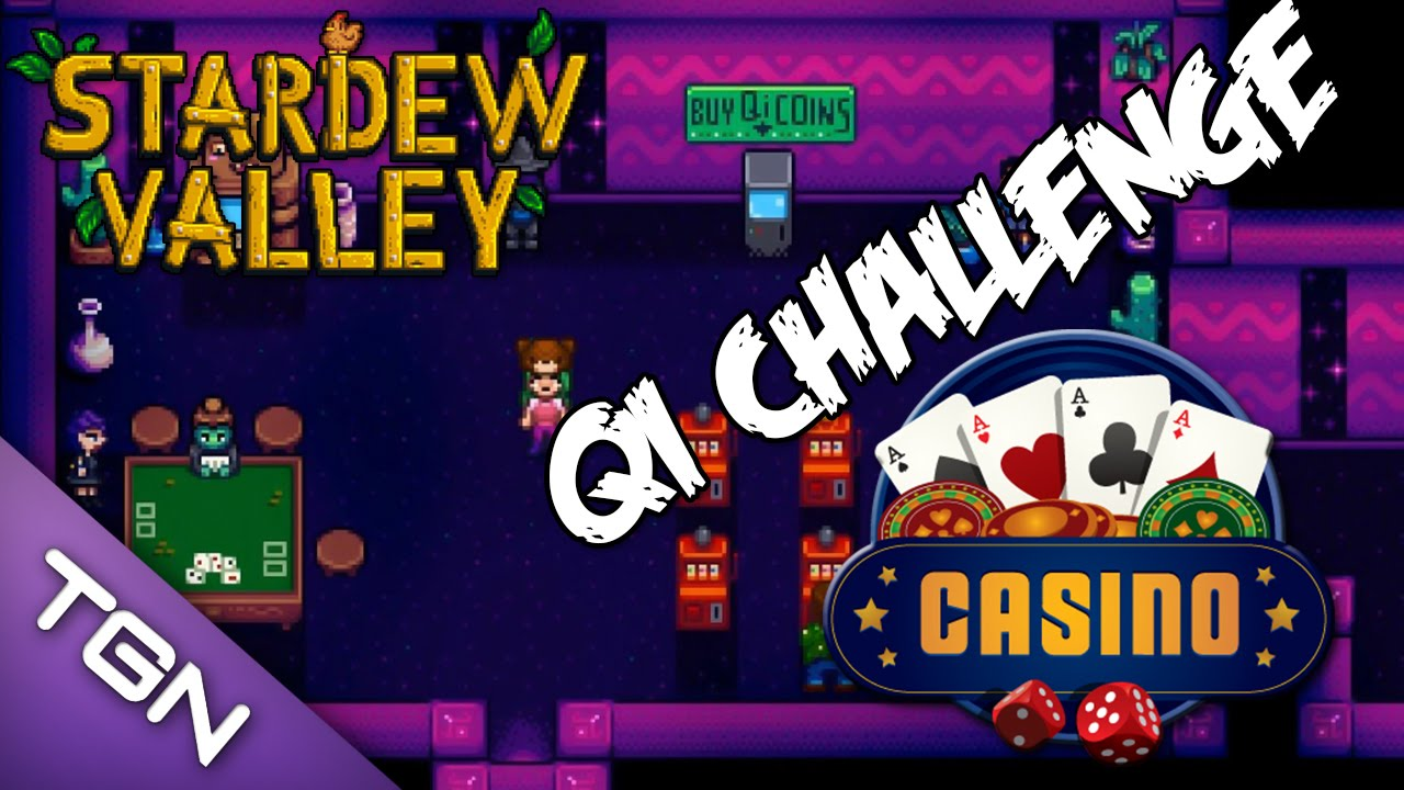 Stardew Valley Casino Bug