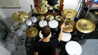False Awakening Suite - Dream Theater (Drum Cover)