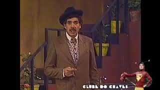 CHAVES   SBT SP   02 07 2017   DOMINGO