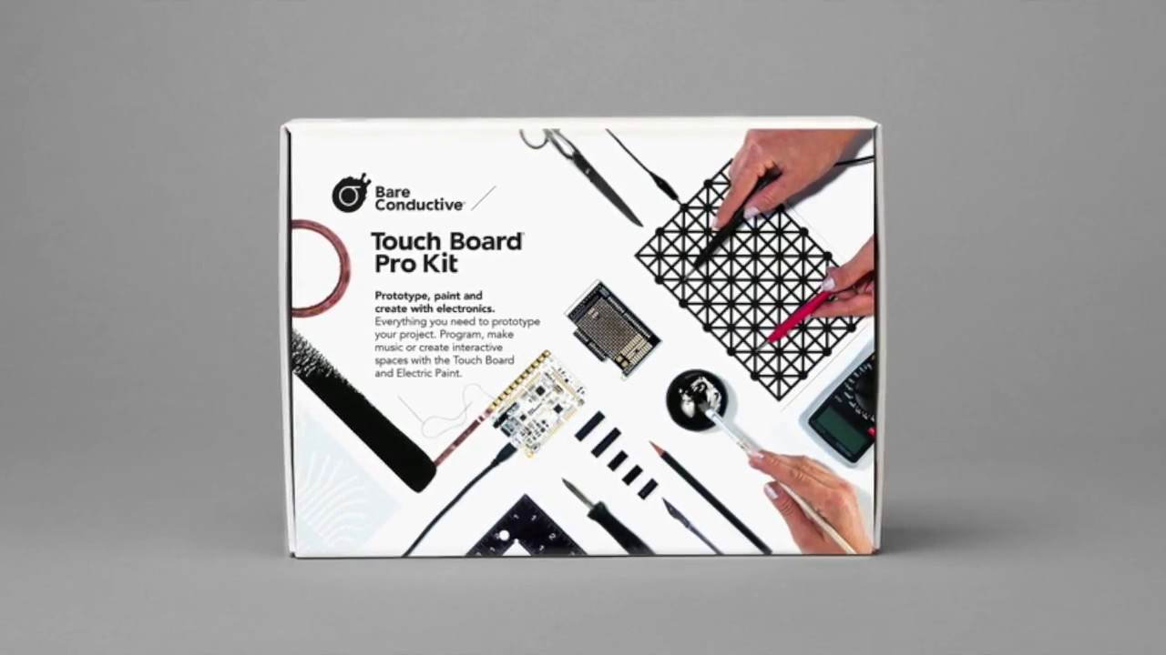 Whats Inside The Touch Board Pro Kit Youtube And Conductivity Science 25 Electricity Bare Conductive
