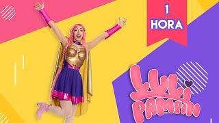 TODO LULI PAMPIN 2020 - Mas de una hora de canciones con Luli Pampín