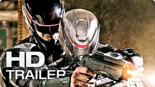 ROBOCOP Trailer #2 Deutsch German | 2014 Samuel L. Jackson [HD]