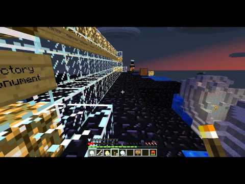 Myth & Stibb hrají Minecraft - Part 1 - Super Hostile 03 Infernal Sky II