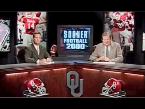 OU vs Kansas 2000 (Bob Stoops Show)