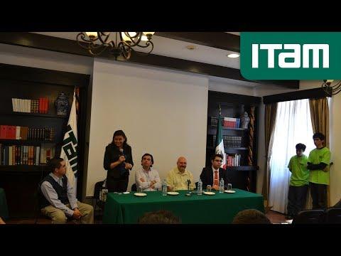 """Conferencia Dr. Osvaldo Cairo """"Perspectivas para el desarrollo de I.A."""" Clausura Coding Rush 2013"""