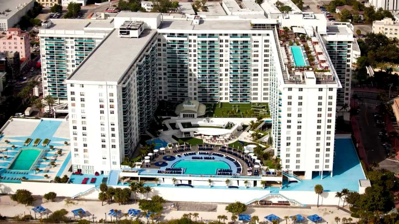 The Perry South Beach Provides Guests With An Entire Block Of World Cl Amenities