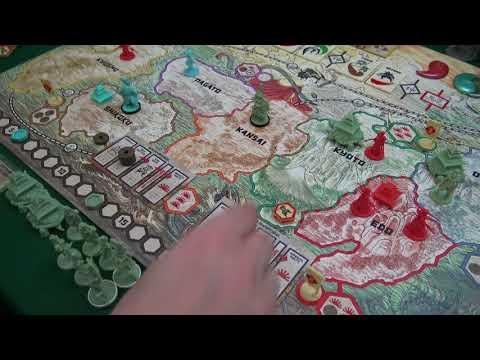 Rising Sun - Gameplay Runthrough - Part2