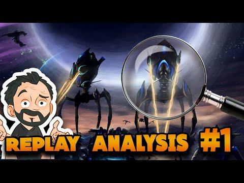 StarCraft 2 - Subscriber Replay Analysis #1   PvX Macro Build Order!