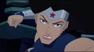SNEAK PEEK CLIP: Wonder Woman: Bloodlines