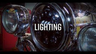j w speaker led headlight installation and road test