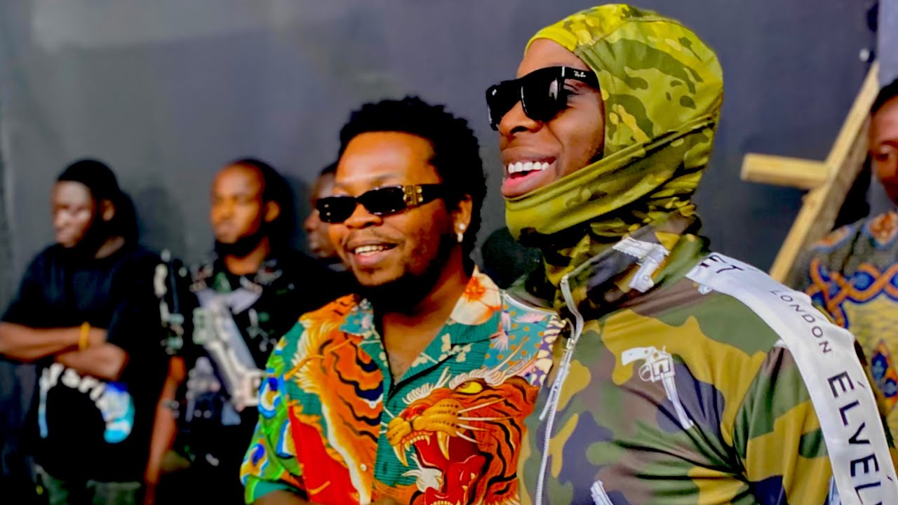 Download BackRoad Gee - See Level | Ft. Olamide (Official Music Video)