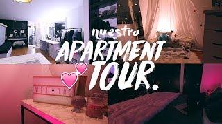 NUESTRO APARTMENT TOUR! Versión HALLOWEEN!