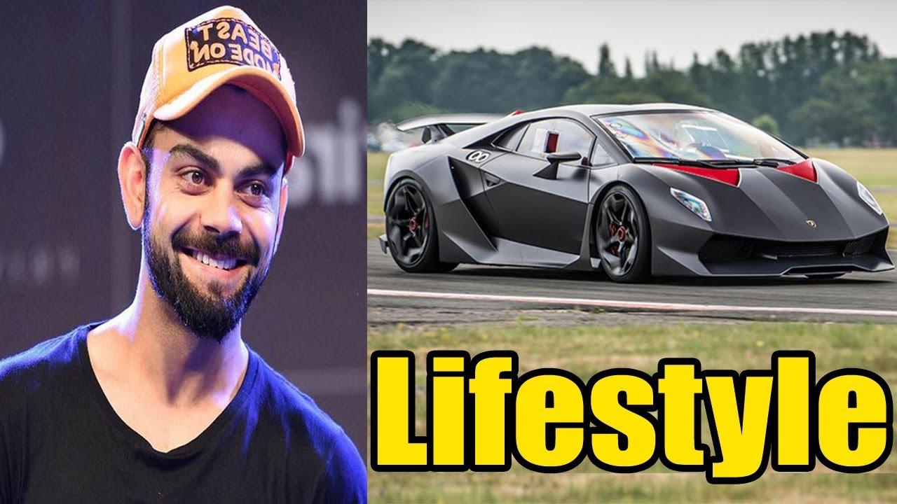 Virat Kohli Lifestyle School Girlfriend House Cars Net Worth Family Biography 2018