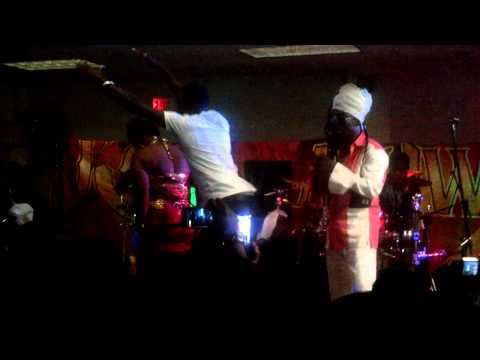 KOJO ANTWI  COLUMBUS OH CONCERT TX & NJ ARE U READY?