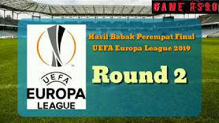 Download Video Hasil Liga Eropa Tadi Malam ll Babak Perempat Final Round 2 Jum'at, 19 April 2019 MP3 3GP MP4