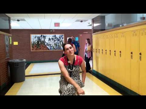 Kearns Junior High School - TEACHER DANCE VIDEO! (Assembly) Student Body Officers 2015-2016 #SBO