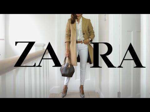 ZARA  Try on Haul Fall 2019   Fashion Over 40