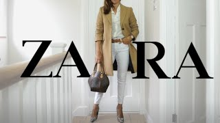 ZARA  Try on Haul Fall 2019 | Fashion Over 40