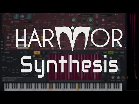 Harmor  Synthesis Tools