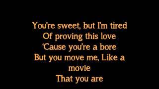 Deftones - MX - Lyrics