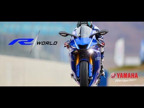 New 2017 Yamaha YZF-R6 Around the Corner