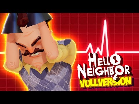 HELLO NEIGHBOR #04 - Der schlimmste Schmerz von allen.. ● Let's Play Hello Neighbor