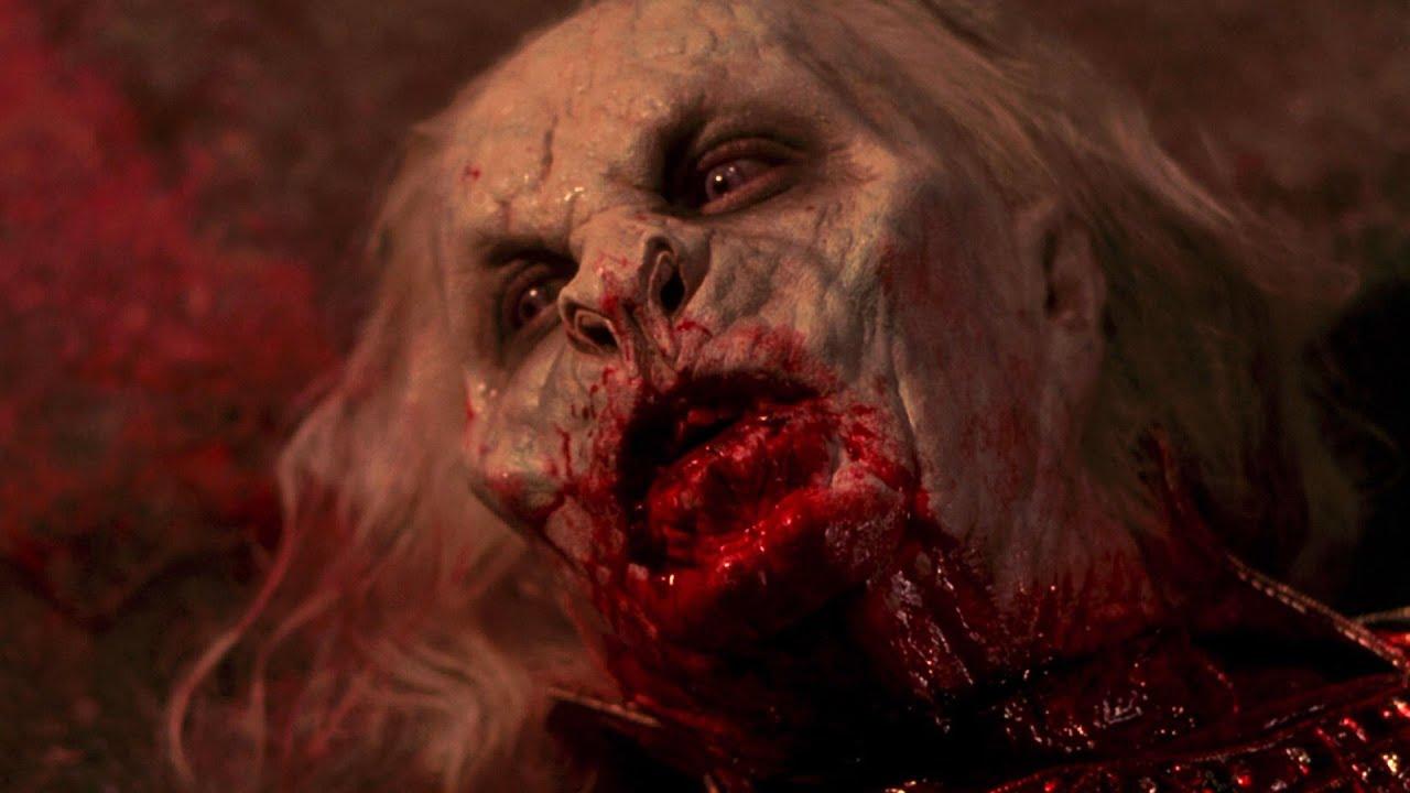 Scary vampire movie