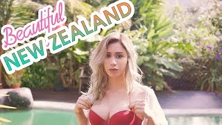 Gambar cover A DAY AT THE POOL IN NEW ZEALAND! OUR AUCKLAND AIRBNB