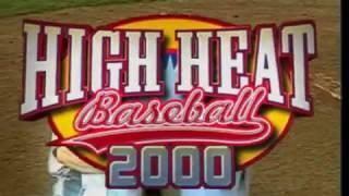 High Heat Baseball 2000 - Intro