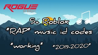5+ *COOL RAP* ROBLOX MUSIC ID CODES *WORKING* *2019-2020*