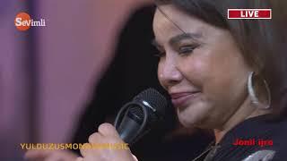 YULDUZ USMONOVA- LIVE CONCERT SEVIMLI TV 2020