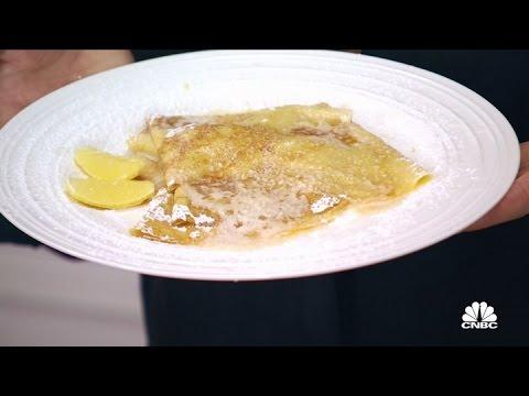 In the Kitchen with Antonia Lofaso: Lemon Crepes