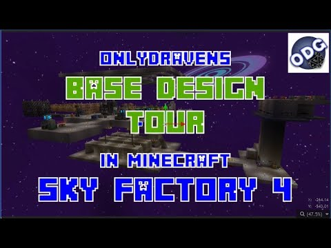 Repeat Minecraft - Sky Factory 4 - Introduction To Deep Mob