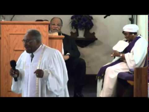 Rev Reggie Longcrier: It's A Matter Of Choice  04-06-14