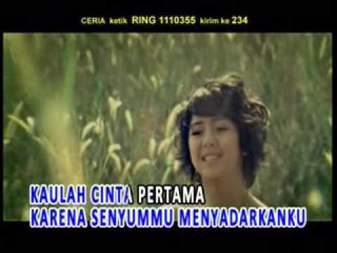Sherina Munaf - Cinta Pertama Dan Terakhir (Karaoke Version)