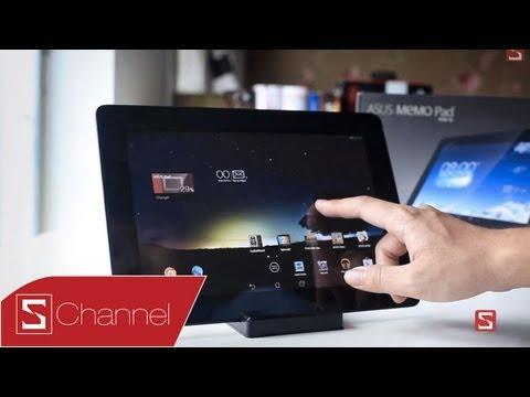 Schannel - Đánh giá ASUS Memo Pad FHD 10: Cấu hình tốt, giá cả phải chăng - CellphoneS