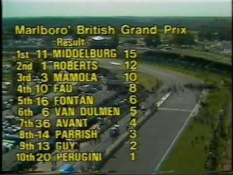 RR WM eng. ´81 Silverstone 500cc Last Lap