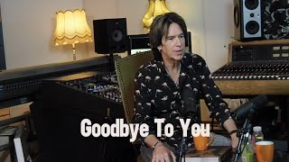 Per Gessle talks about Goodbye To You
