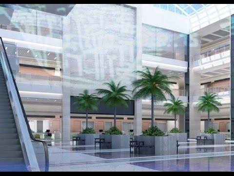 LUXURY APARTMENTS GROUND FLOOR: (Front Desk, Elevator, Palm Trees) (VAPORWAVE MIX) - SCRAVECR0W