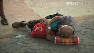 Ganz unten in Thailand: Immer mehr Obdachlose aus dem Westen