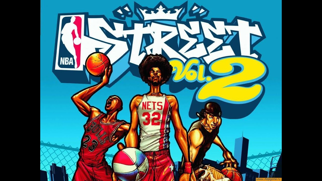 Image result for NBA Street Vol.2