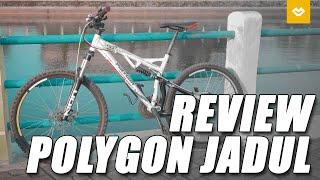 Quick Review Sepeda Mtb Jadul Di 2020 Polygon Broadway 3 0 Masih Layak Youtube