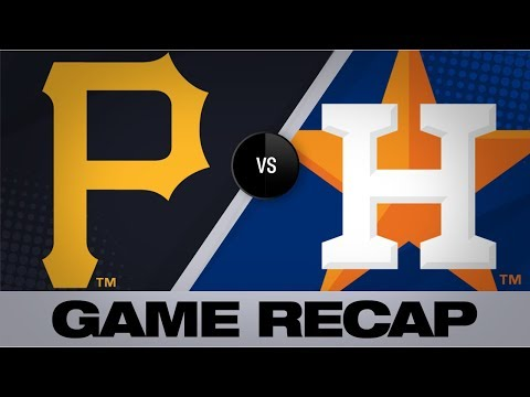 Pirates Bash 5 Homers In Win Over Astros | Pirates-Astros Game Highlights 6/27/19