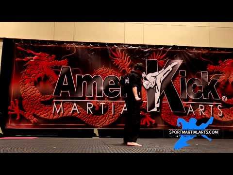 Keenan Carr - Men's Musical Form - 2014 Amerikick Internationals