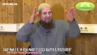 Pierre Vogel - DARF MAN BEI REWE, ALDI & CO FLEISCH KAUFEN UND VERZEHREN ? (01.01.2016)