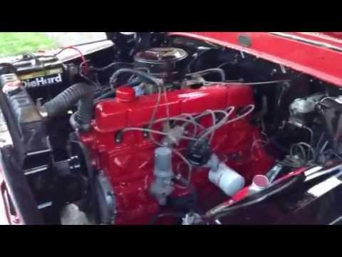 Ford Franklin Tn >> 1967 Ford F100 Custom - engine running - YouTube