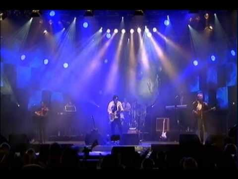 Phil Bates & Band perform 'The Music of ELO' : Malchow, Germany. 3rd August 2013