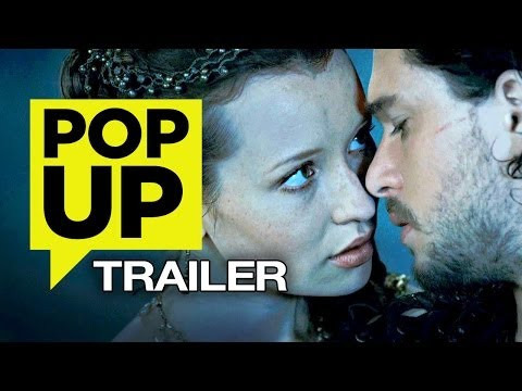 Pompeii - Pop Up Trailer (2014) Kit Harrington, Emily Browning Movie HD
